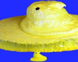 How to Make a Giant Marshmallow Peep