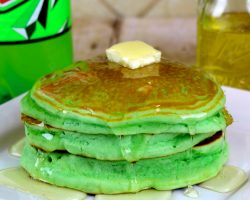 How to Make Homemade Mountain Dew Pancakes