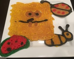 Anyone can be an Artist with Pancake Art