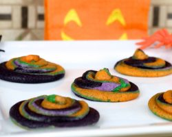 How to Make Witch Poo Cookies for Halloween